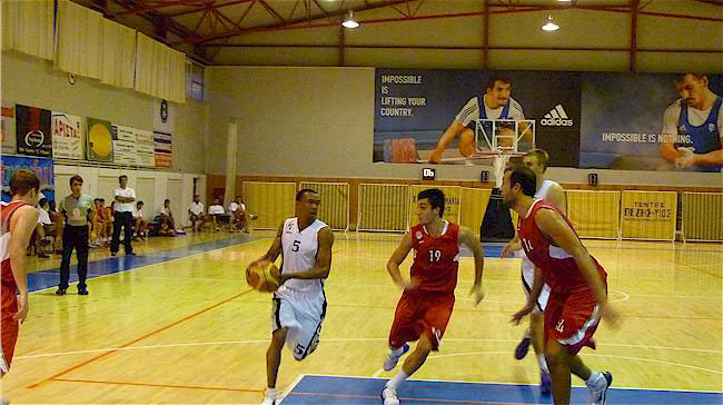 litochoro sports camps basketball