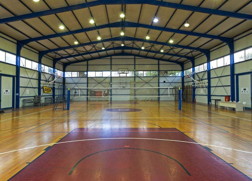 loutraki field volleyball
